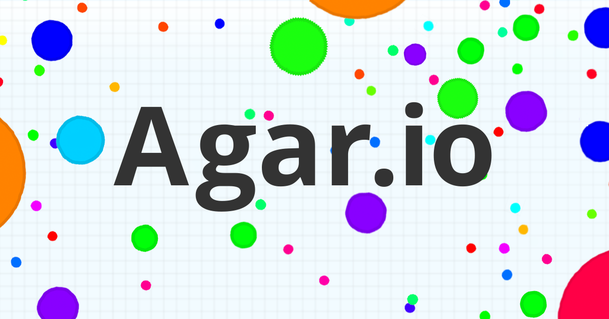 Agar.io – Mobile game